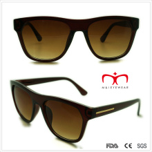 Plastic Men′s Sunglasses with Metal Decoration (WSP508290)
