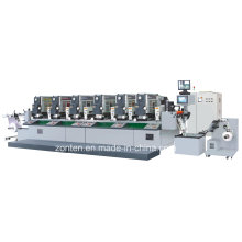 Rotary & Intermittent Letter Press (Smart-320) -4colors
