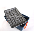 High Quality Wholesale heavy duty multifunction plastic storage box with lock