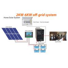off Grid 2kw-6kw Solar Generator System