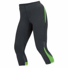Pantalón Capri para correr con compresión para mujer (SRC243)
