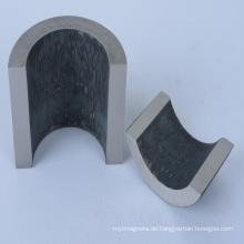 Stong Cast AlNiCo Arc Magnete