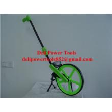 Walking Wheel,Foldable Handle Distance Measuring Wheels