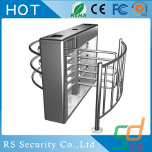 Hotel Single Side Half Height Turnstile Mechanism
