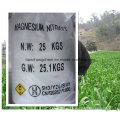 Fertilizante livre de amostras Nitrato de magnésio