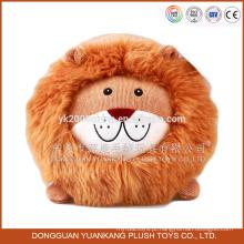 Venda Por Atacado OEM personalizado brinquedos de pelúcia animal, brinquedos animais Leão made in china