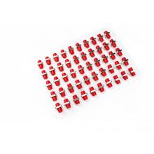 Fibra ótica acessórios FC adaptador óptico para CATV 50 peças / pacote