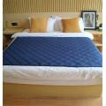 20 фунтов 100% органического хлопка Экологичное утяжеленное одеяло