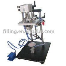 Table type semi-auto Perfume Capping Machine