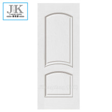 JHK-White Long MDFHDF Porta pelle stile Soild Wood