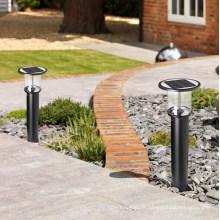 Lampadaire de la lumière de jardin de lumière magique solaire de la plus nouvelle qualité 2015