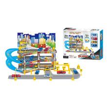 Los niños de plástico simulan jugar juguete coche juguete de embalaje (h6287378)