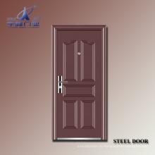 Металлическая дверь-Жл-S80A безопасности