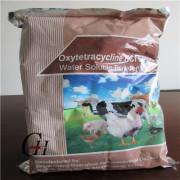 Oxytetracycline HCL 50% em pó solúvel em água