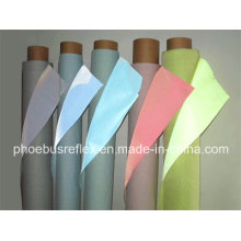 Farbigen reflektierenden Material En471 Stoffe