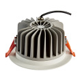 IP65 10-60w Frosted Cover LED Downlight