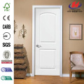 Textured 2-Panel Arch Top Prehung Interior Door