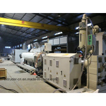 Large Caliber HDPE Heat Insulation Pipes Extrusion Line