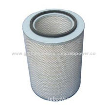 Air filter for industrial excavator truck car