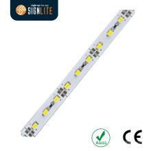 12V alumínio SMD5630 5730 Rígido LED Strip