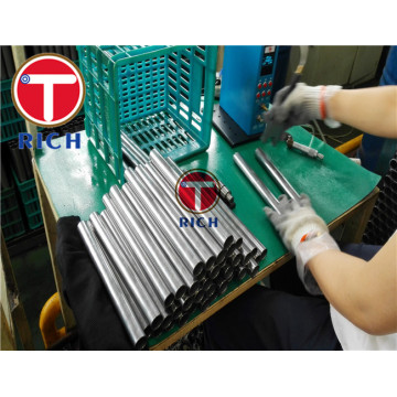 Automotive Steel Tubes DOM Drawn Over Mandrel Tubing