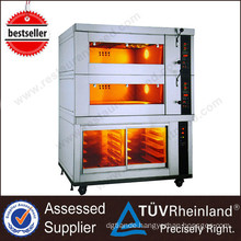 Commercial Hotel Kitchen Equipment K304 Oven Manufacturers Cupcakes Electric Baking Oven
