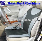 Basics potable12-Volt Battery Heated Car Seat Cushion