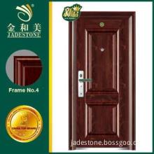 metal exterior door design