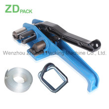 Heavy Duty Ratchet Tensioner Tool for Woven Strapping (JPQ32)