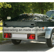 PP Black Trailer Net with UV Stability Approved
