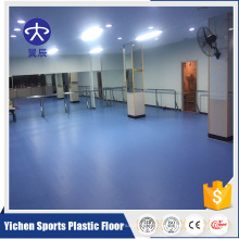 Preço de atacado Dance PVC Floor Material