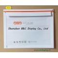 Дешевые с высокое качество ТНТ курьерские сумки, Ppaer файл мешок с SGS (B и C-J004)