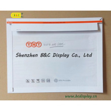 Barato com Alta Qualidade TNT Courier Bags, Saco de Arquivo Ppaer com SGS (B & C-J004)