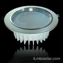 "8"" architettonico downlight led"