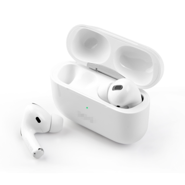 écouteurs bluetooth sans fil dans l'oreillette