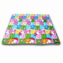 Cute Cartoon Beach Mat with Color Printing According to Customized Design Drawing Printing