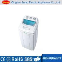 Secador de ropa portátil semi automático de la sola tina