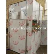 Secadora de la circulación de aire caliente de la semilla