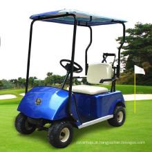 Oferta de preço de fábrica uma pessoa carrinhos de golfe (DG-C1)