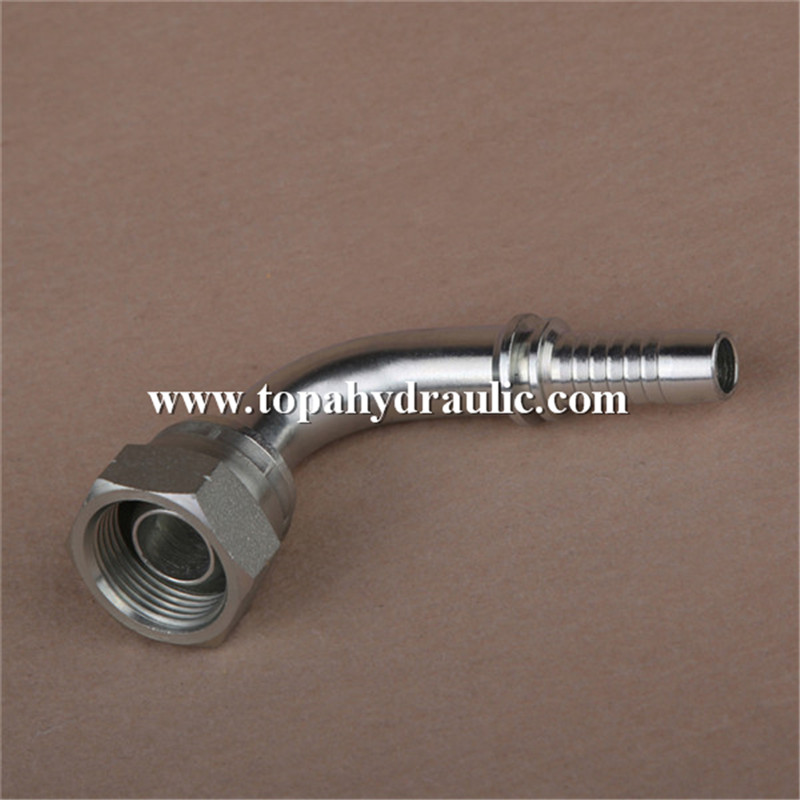 22191 hydraulic tube gates compression parker hose fittings
