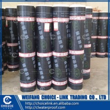 torch on SBS modified bituminous waterproof membrane for roof