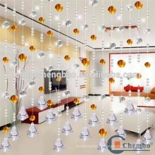 China Lieferant besten Preis hängenden Tür Perlen Vorhang