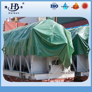 1000d pvc transportion protection tarpaulin