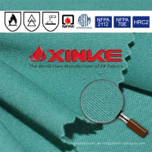 100 flammhemmendes Baumwollgewebe für Schutzkleidung