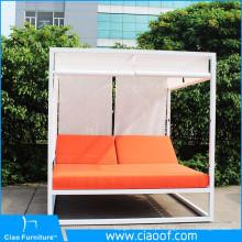 Melhor venda de mobília ao ar livre piscina Daybed