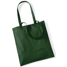 Green environmental large capacity canvas bag