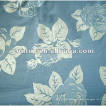 Pure Cotton Pigment Printing Sliver Plating Fabric Stock