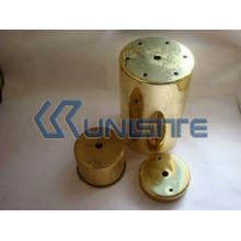 Peça de estampagem metálica de precisão com alta qualidade (USD-2-M-205)