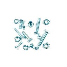 Parte del CNC que hace el tornillo de metal