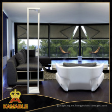 Lámparas de piso LED de diseño de hotel de diseño moderno (KF423)